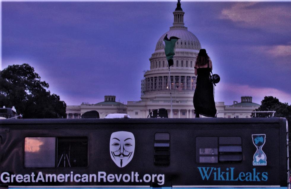 Julian Assange Documentary